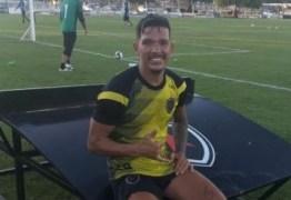 Rodrigo Andrade afirma estar adaptado ao Botafogo-PB e diz onde pode ser utilizado pelo treinador