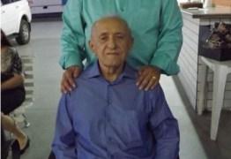 Aos 94 anos, morre presidente do grupo A. Cândido, Argemiro Cândido do Nascimento