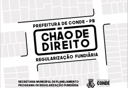 Programa Chão de Direito da Prefeitura de Conde entrega escrituras dos terrenos aos moradores da Vila do Amanhecer