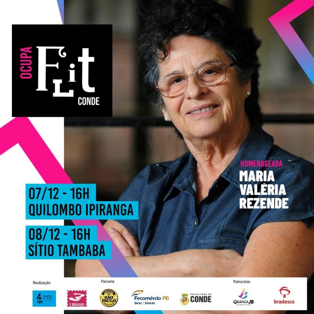 Ocupa Flit 2019 - Conde recebe segunda edição da Ocupa Flit nos dias 07 e 08 de dezembro