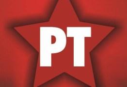ESTRATÉGIAS: PT realiza reunião partidária nesta segunda-feira em JP