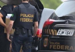 LAVA JATO: Polícia Federal cumpre dois mandados de busca e apreensão na 78ª Fase da Operação