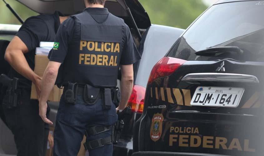 Policia Federal Operação - Operação da PF prende acusado de assaltar agência dos Correios na Paraíba