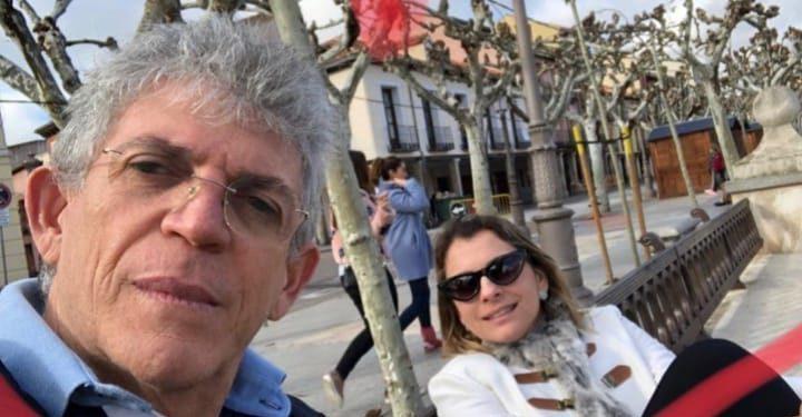 RC E MANADA - Imprensa nacional aponta que Ricardo Coutinho está na Turquia e que deve se entregar até esta quinta-feira