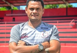 Após sete anos sem atuar profissionalmente, atacante fala sobre retorno ao Campinense