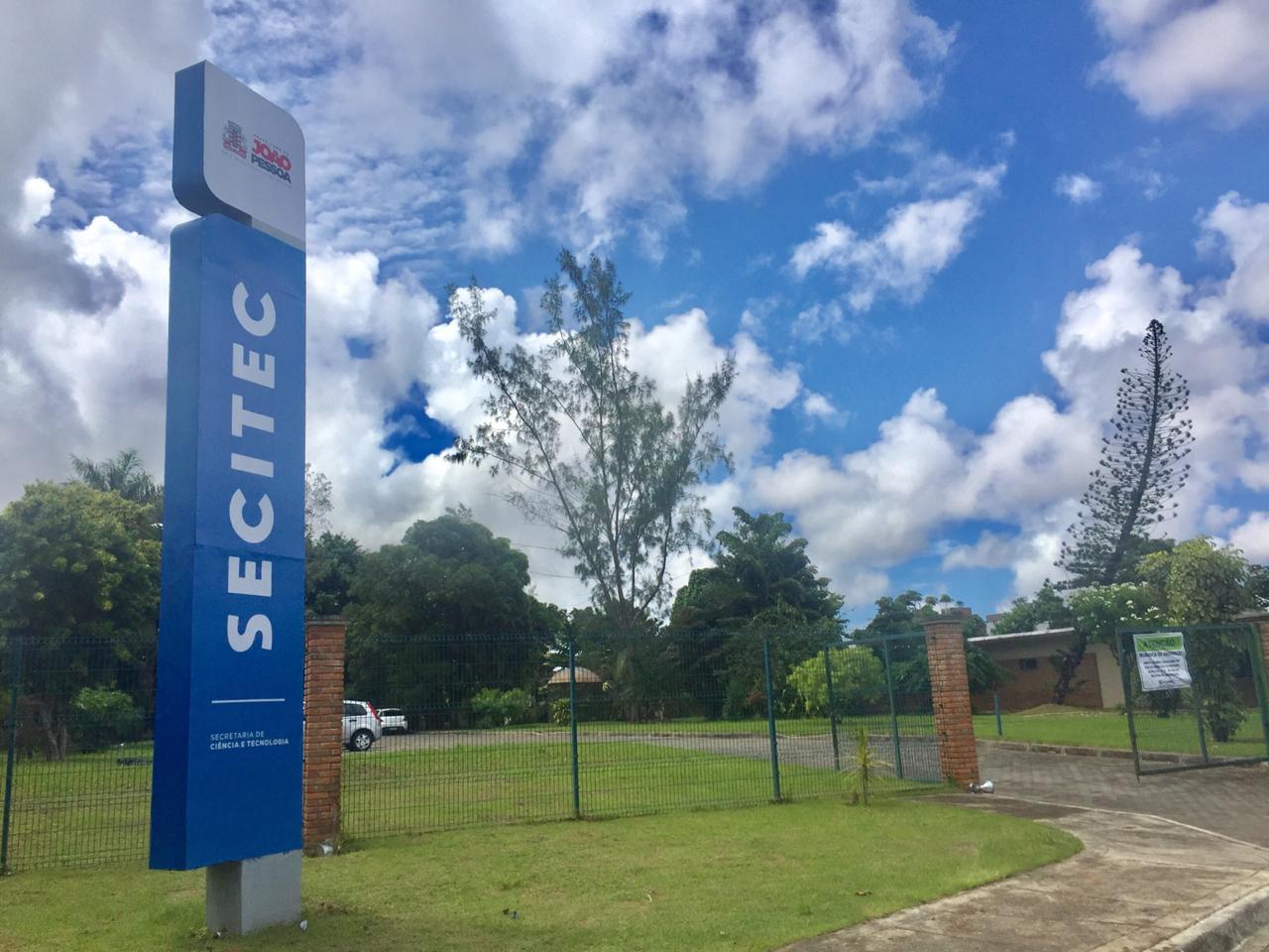 Sede da Secitec - Secitec abre inscrições para 1200 vagas em 12 cursos à distância