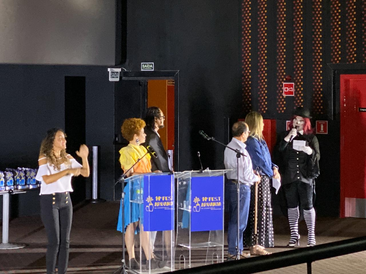 WhatsApp Image 2019 12 04 at 20.54.16 - 14 Fest Aruanda homenageia Sivuca e critica censura ao cinema brasileiro: 'política de estado que opta pela asfixia do setor cultural' - VEJA VÍDEOS
