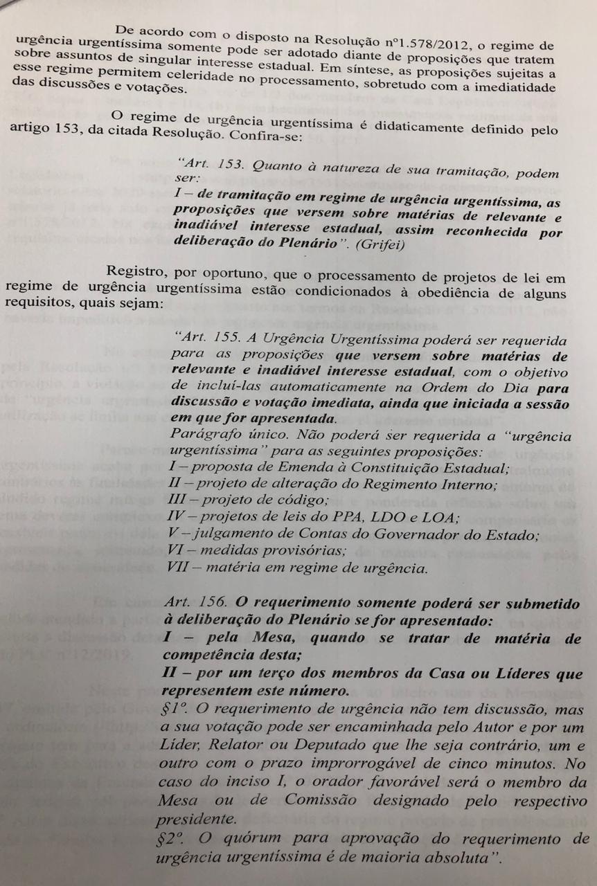 WhatsApp Image 2019 12 11 at 19.36.48 1 - Justiça aponta 'interesses sociais' e suspende urgência na votação da reforma da Previdência na ALPB; LEIA DECISÃO