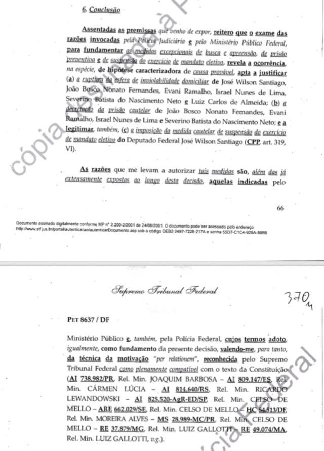 """WhatsApp Image 2019 12 21 at 10.50.45 - TUDO DA OPERAÇÃO """"PÉS DE BARRO"""": Os presos, o delator e como foi que desviaram o dinheiro público"""