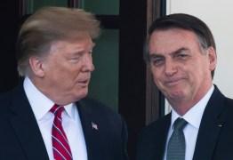 Ernesto Araújo nega preocupação com medida de taxação e diz que Bolsonaro não telefonou para Trump