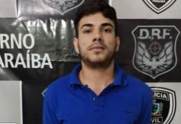 Homem é preso acusado de envolvimento em explosão e roubo a posto de combustível