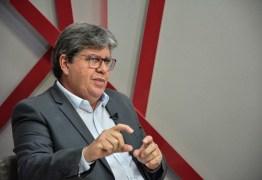 João Azevêdo apresenta prestação de contas de 2019 nesta segunda-feira