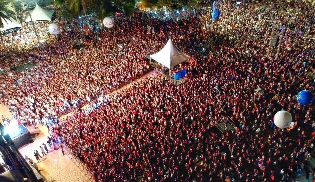 b410e429 b397 454c 9fa5 d96bb8993014 - Festival Louvor e Adoração reúne mais de 200 mil pessoas e movimenta João Pessoa com caravanas e turistas de várias regiões