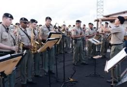 CAMPINA GRANDE: Vila Procon tem apresentação da Banda de Música da Polícia Militar da Paraíba