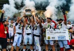 Espectros conquista segundo campeonato brasileiro da sua história
