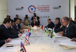 João Azevêdo e os 8 governadores do NE se manifestaram contra relatório do PL que altera Lei do Saneamento Básico