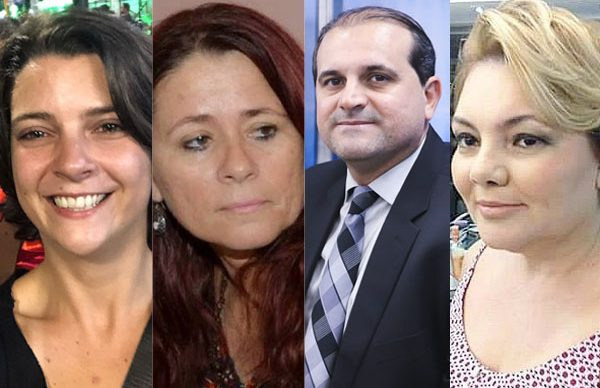 exonerados1 600x388 - Limpa no PSB: João Azevedo exonera secretária executiva do Esporte e gestores do Iphaep, Sudema e Espep