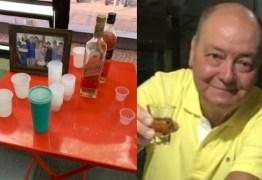 """""""Pink Floyd, whisky e alegria"""": professor morre e deixa manual do velório"""