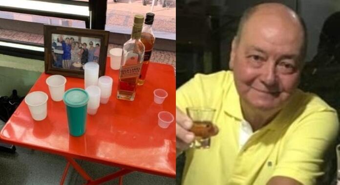 """funeral pink floyd professor - """"Pink Floyd, whisky e alegria"""": professor morre e deixa manual do velório"""