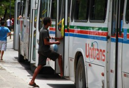 Volta a subir número de acessos irregulares nos ônibus de João Pessoa