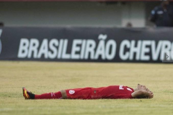 internacional 300x200 - E meio a crises técnica e financeira, Cruzeiro cai pela primeira vez