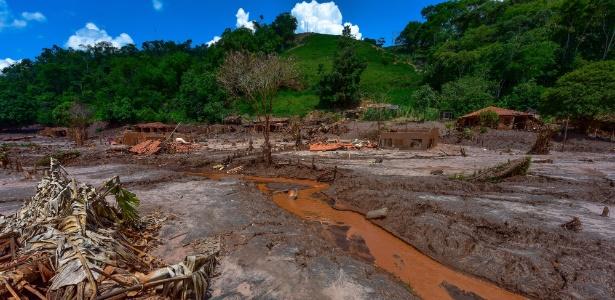 j 1 - Mariana vira 1º crime ambiental apontado como violação de direitos humanos