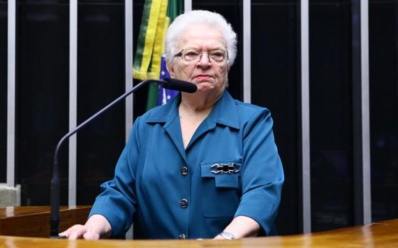 luiza erundina - OFICIAL! Paraibana Luiza Erundina anuncia candidatura do PSOL à Presidência da Câmara