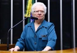 OFICIAL! Paraibana Luiza Erundina anuncia candidatura do PSOL à Presidência da Câmara