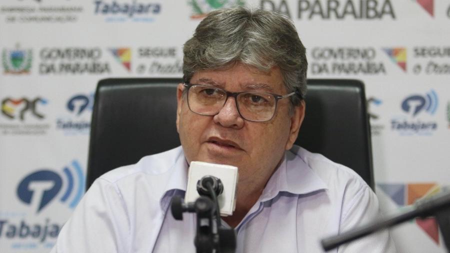 o governador da paraiba joao azevedo 1565391640193 v2 900x506 - Coletiva de João Azevêdo: Governador fará um balanço positivo de 2019 e deve anunciar obras para 2020