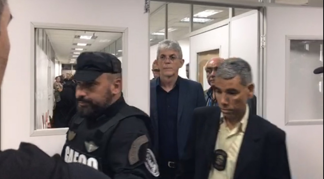 ricardo custodia - CALVÁRIO: Toffoli deve ouvir STJ antes de decidir sobre prisão de Ricardo Coutinho e de outros investigados