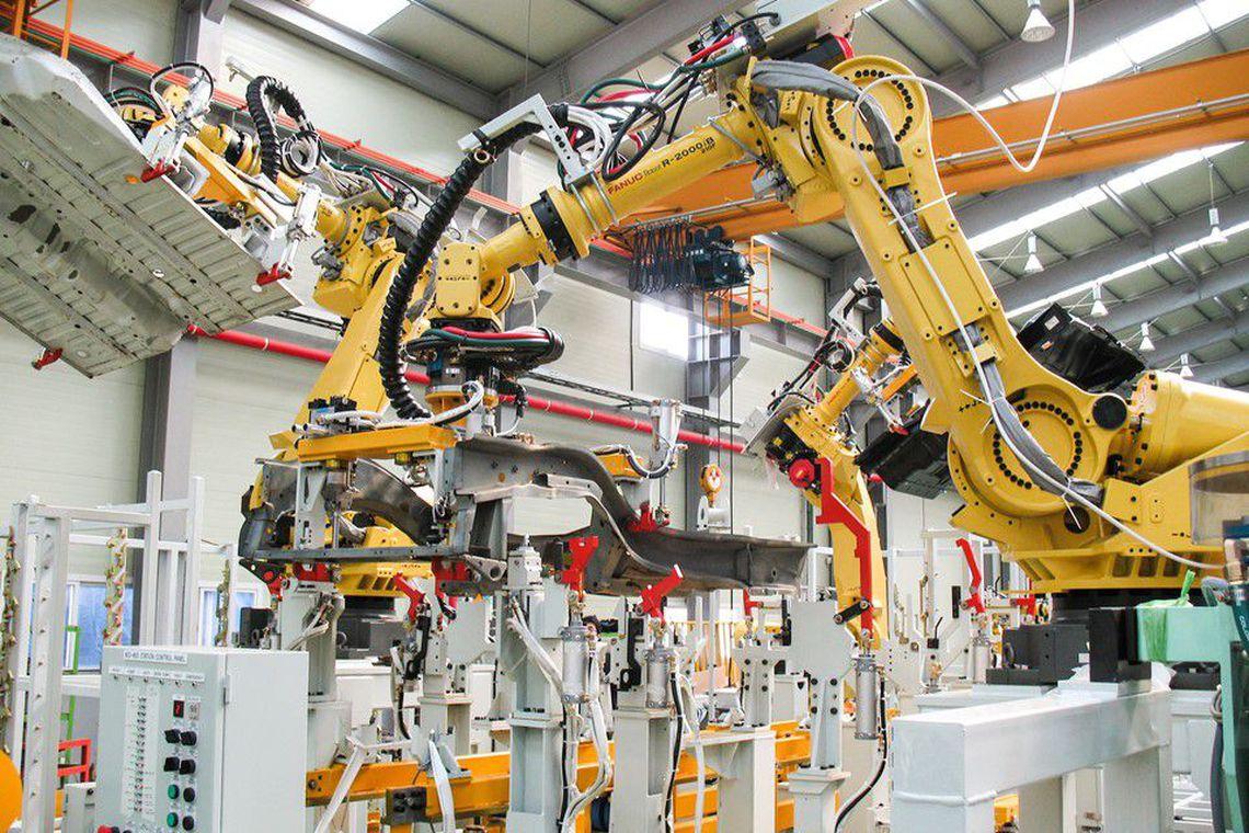 robos industriais - Novas tecnologias digitais aumentam produtividade de empresas