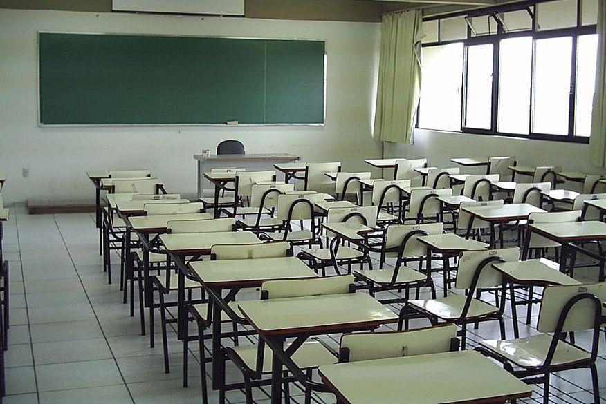 sala de aula - DIÁRIO OFICIAL: Governo do estado publica planejamento para retorno das aulas presenciais na Paraíba