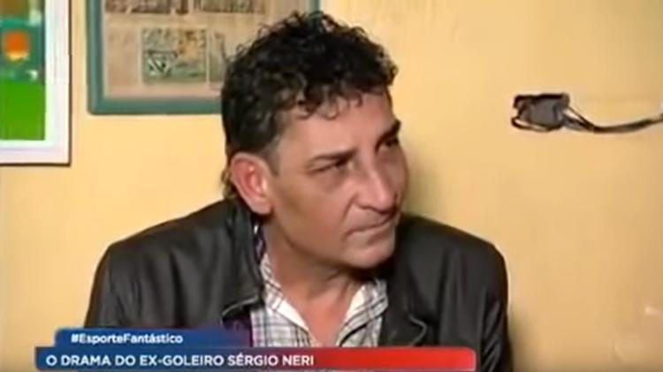 sergio neri ex goleiro do guarani 1575394447283 v2 750x421 - Record é condenada em R$ 150 mil por insinuar que ex-goleiro dormiu na rua
