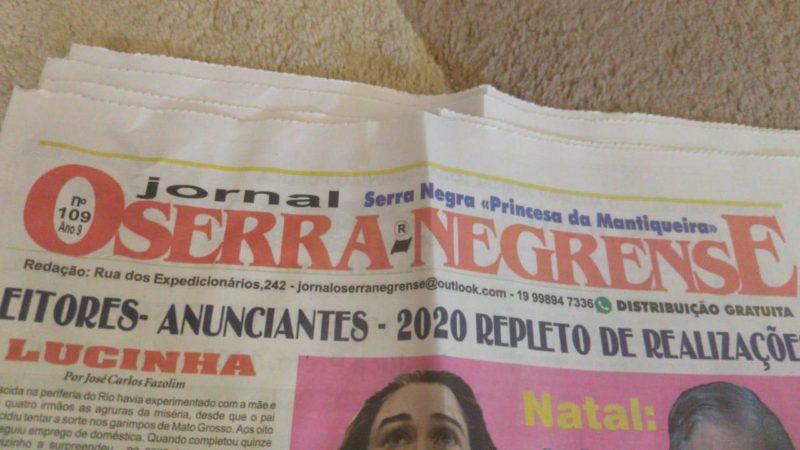 serra negra e1577402366932 - 'PUTINHA ATIVISTA': Jornal publica ameaça contra ativista Greta Thunberg