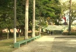Corpo é encontrado no Parque da Criança, em Campina Grande