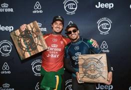 VAI DAR BRASIL: Gabriel Medina e Italo Ferreira disputam Mundial de Surfe