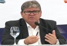 NA MASTER: João Azevêdo diz que não precisa 'fazer escolha sobre nova legenda agora' e anuncia reunião com lideranças para tratar das eleições municipais