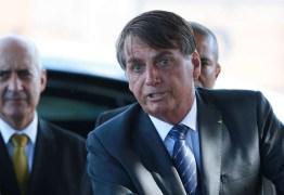 'Quem sabe exportando mais peixe sobra mais carne para a gente', diz Bolsonaro