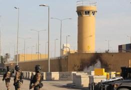 Embaixada dos Estados Unidos em Bagdá é atingida por foguete