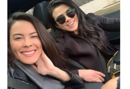 UFC: Claudia Gadelha assume romance com ring girl do Ultimate