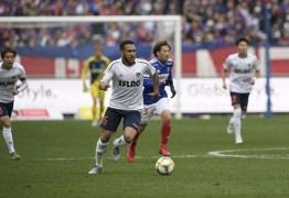Arthur Feitoza projeta primeiro jogo na Champions da Ásia, após renovação de contrato