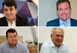 DE OLHO EM 2022: Prefeitos se articulam para serem deputados e preparam vices para assumir mandatos na PB