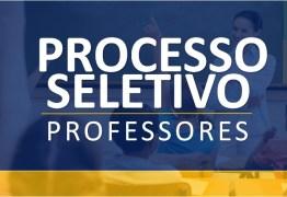 Instituto abre processo seletivo nacional para professores de diversas áreas; entenda