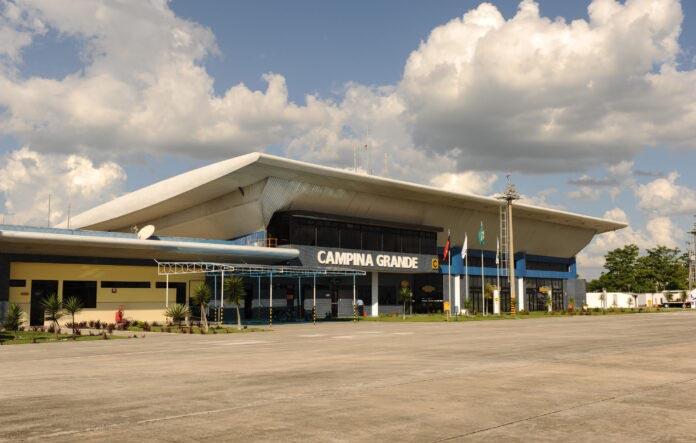 Aeroporto de Campina Grande Foto Divulgação Infraero - Campina Grande volta a oferecer voos para São Paulo, diz companhia aérea