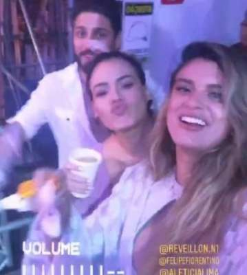 BBYyfwR - Ex de Ana Carolina, Letícia Lima engata affair com Daniel Rocha