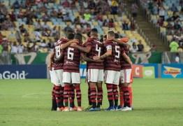"""""""Time de assassinos"""": Torcida do Fluminense faz cantoria, em alusão ao incêndio no Ninho do Urubu, durante jogo no Maracanã"""