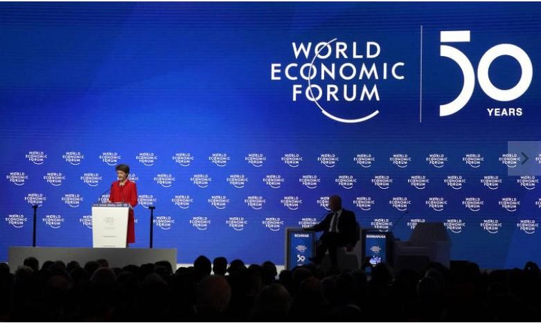 Capturar 47 - Investidores em Davos sinalizam retorno da confiança no Brasil