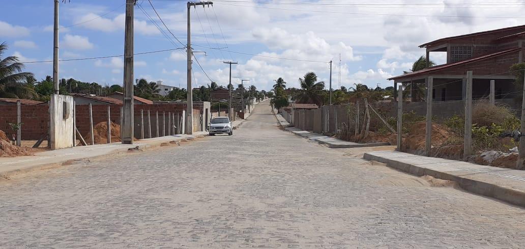 Pavimentação Ademário - Prefeita Márcia Lucena entrega nesta segunda, obras de pavimentação e drenagem no conjunto Ademário Régis