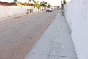 Pavimentação e Drenagem no Ademário Régis Foto AltairCastro Secomd 2 300x200 - Prefeita Márcia Lucena entrega obras de pavimentação e drenagem em rua do conjunto Ademário Régis