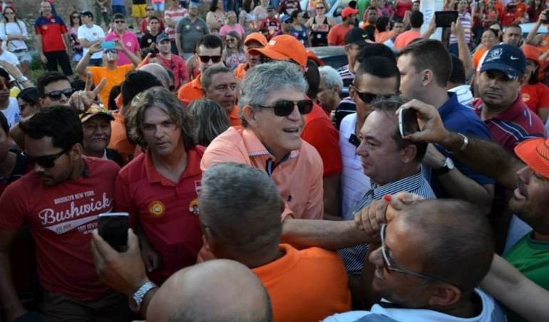 Ricardo Coutinho 2 1 - Livânia diz que grupo do MDB cobrou R$ 8 milhões para indicar vice de Ricardo em 2014
